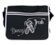 Messenger Bag with Sparkly 'Dance Irish' design