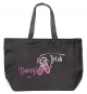 Tote Bag with Sparkly 'Dance Irish' Design