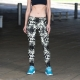 Women's Reversible Dance Leggings