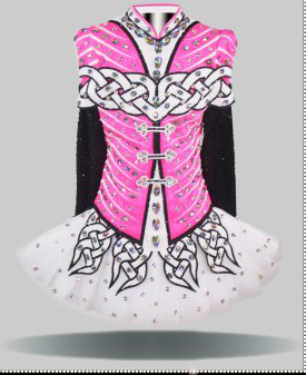 Irish dance marketplace antonio pacelli for Elevation dress designs