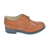 Men's Wide Fitting Brogue Shoe