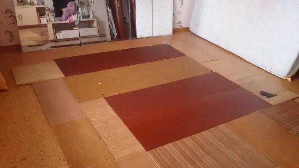 Dance floors for home use floor matttroy for Marley floor cost