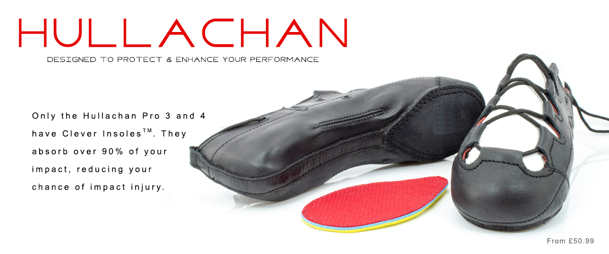 Hullachan Pump 3 & 4 Clever Insoles