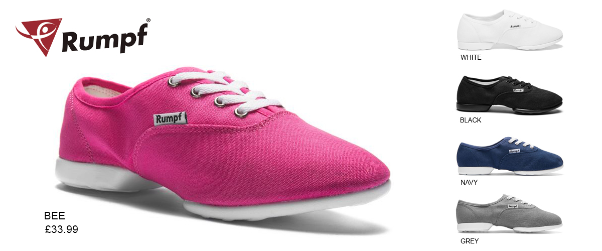 Rumpf Mojo Dance Trainers