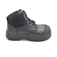 Extra Wide Fit Safety Boots
