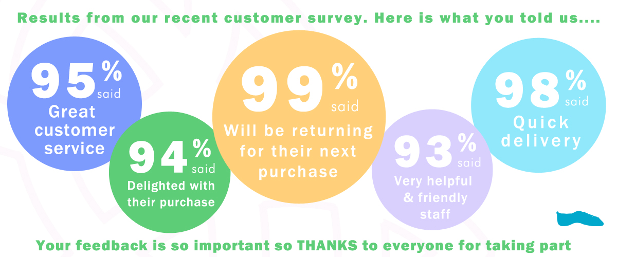 Customer Satisfaction Survey Results  Antonio Pacelli