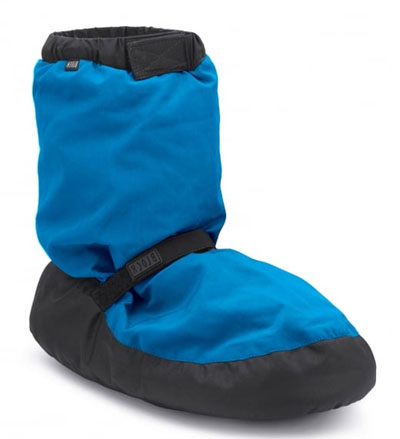 Warm Up Booties - Florescent Blue