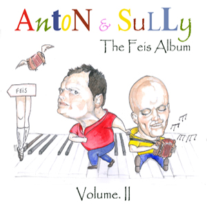 The Feis Album (Volume 2) CD