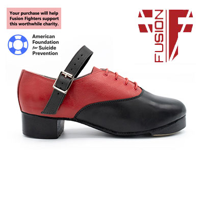 Fusion Fighter Jig Shoe - Liberty Tips and Concorde Heels