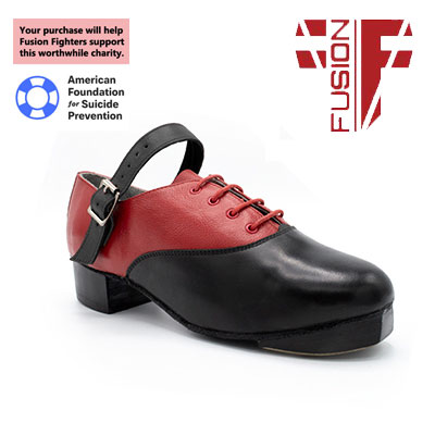 Fusion Fighter Jig Shoe - Leinster Tip and Shaped Leinster Heel