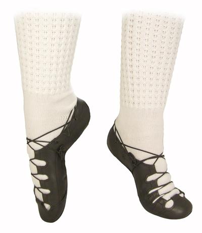 Мягкая обувь для ирландских танцев. Antonio Pacelli Grace