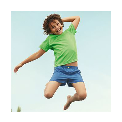 Children's Performance Fitness T-Shirt
