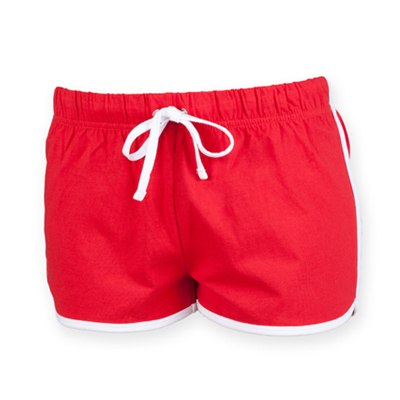 Children's Retro Dance Shorts