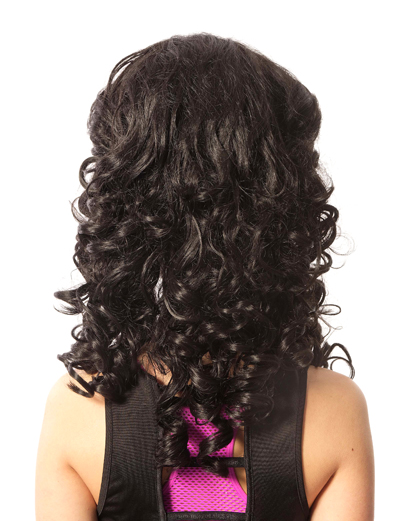 Michaela Loose Curl Wig - Long Length
