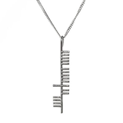 Family - Ogham Treasure Necklace
