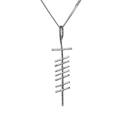 Love - Ogham Treasure Necklace