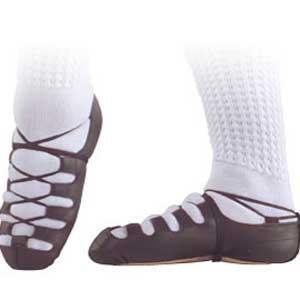 Мягкая обувь для ирландских танцев. Antonio Pacelli Loop