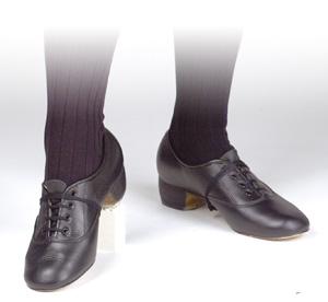 Мужская ирландская танцевальная обувь Antonio Pacelli Traditional Boys Reel