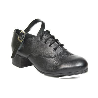 Show Shoes with half rubber sole- Capezio Tip and Concorde Lite Heel.