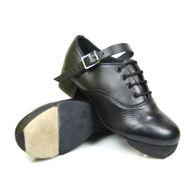 Standard Width Antonio Pacelli Ultra Flexi Irish Jig Shoe with Concorde Tip and Heel