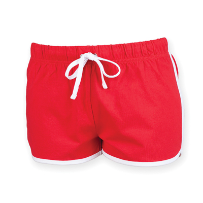 Women's Retro Dance Shorts